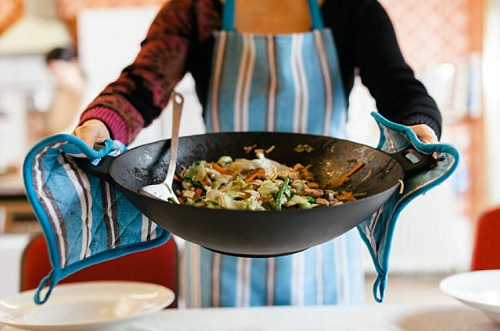 wok cuisiner chinois